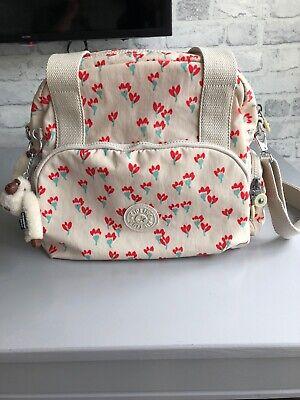 Kipling Aleksys Small Flower Pink Bag