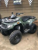 2017 Arctic Cat New Alterra 300 2x4 Guelph Ontario Preview