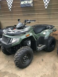 2017 Arctic Cat New Alterra 300 2x4