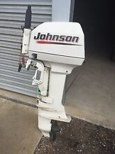 Johnson 6hp outboard motor Londonderry Penrith Area Preview