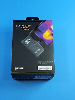 New Flir One Pro Lt For Ios Iphone Ipad 435-0012-03