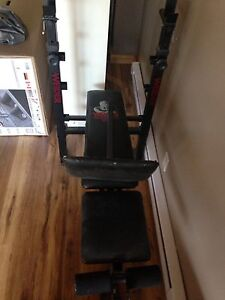 Weider 146 Workout Bench