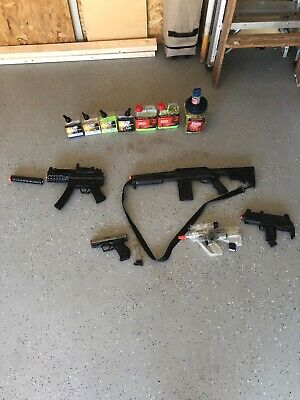 Rifle - Mp5 Airsoft - Trainers4Me