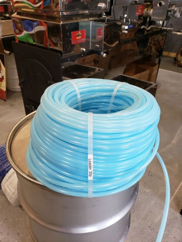 """NEW LEADER 30P maple syrup sap lines tubing 50ft  5/16""""  Free Shipping"""