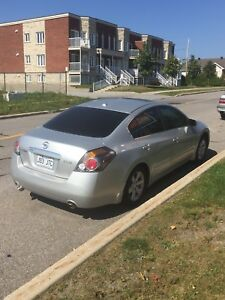 09' Nissan Altima SL (Quebec Plated) - $2700