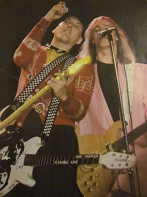 Cheap Trick, Full Page Vintage Pinup