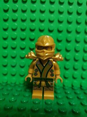 Lego Ninjago Lloyd Golden Ninja Final Battle Minifigure 71239 70505 70503 njo073