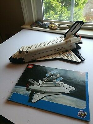 *Retro* COMPLETE LEGO Discovery Space Shuttle (7470)