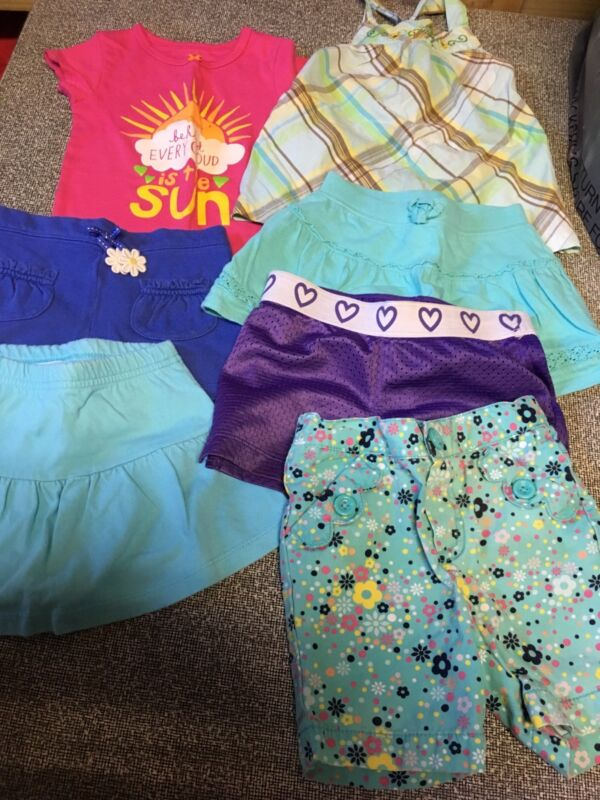 Toddler Baby Girl Clothes Size 18-24 Months Spring Summer Mixed Lot Of 25~ec