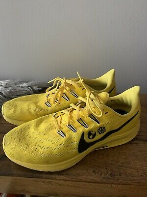Nike pegasus 36 Cody Hudson yellow - 9 UK __10 US