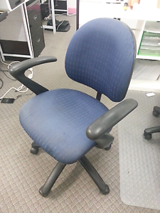 Computer chair very sturdy Boronia Knox Area Preview