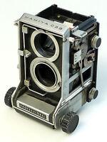 (prl) Mamiya C33 Vintage Pezzi Ricambio Ricambi Spare Part Camera Body -  - ebay.it