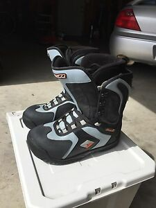 FXR snowmobile boots
