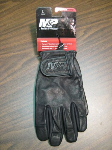 Smith & Wesson M&P Shooting/Tactical Gloves - Large