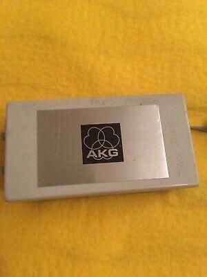 AKG N-62E Phantom Power Box...Applies Power In Both Directions