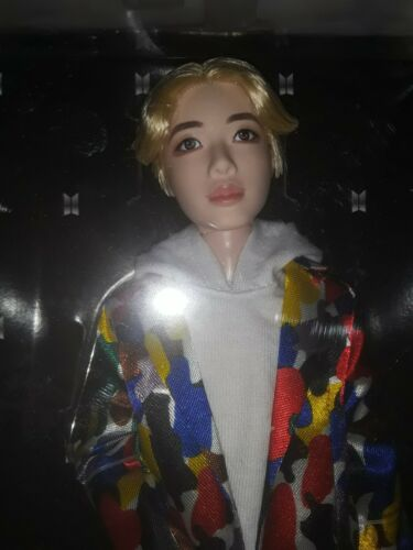 BTS Jin Official Doll By Matel - $13.99