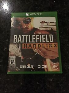 Battlefield Hardline for Xbox One London Ontario image 1