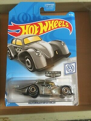 Hotwheels zamac Kafer Volkswagen Racer Mooneyes