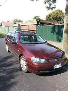 Ford falcon wagon  2005 Elsternwick Glen Eira Area Preview