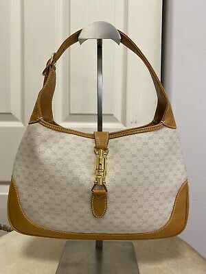 VINTAGE GUCCI JACKIE HOBO HANDBAG BAG RARE NEW!