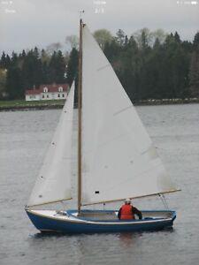 16 foot sail boat