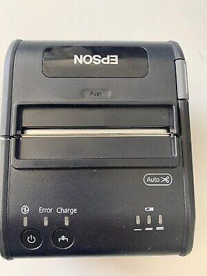Epson TM P80 - WLAN & USB Thermo POS Drucker / Bondrucker / Mobildrucker / (Mobile Epson Drucker)