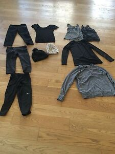 All clothes workout/summer/2 Touques 10 items