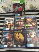 Ps2 games  Campbelltown Campbelltown Area Preview