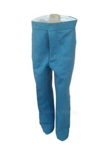 Civil war sky blue trousers
