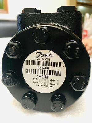 Jcb Parts - Genuine Danfoss Valve Steering 4 Port Part No. 35408700