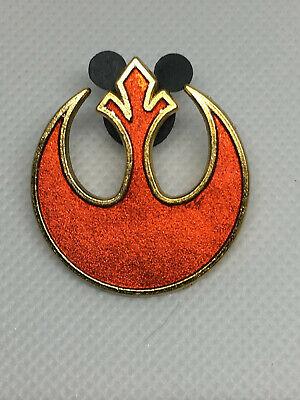 Disney Pin - Star Wars Emblem Rebel Alliance- Additional pins SHIP FREE