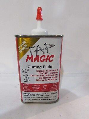 Tap Magic Cutting Fluid-- 4 Oz. Can