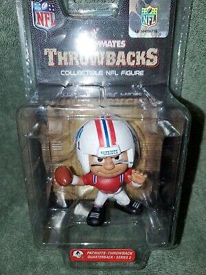 NFL Lil' Teammates Series 2 New England Patriots Throwback QB 3-inch figurine
