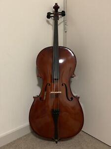 Enrico Student II Cello 4/4 With Case (pending)