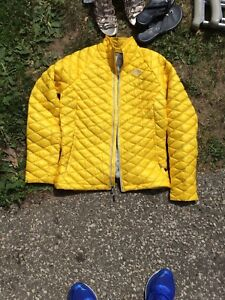 North face thermoball full zip women $60