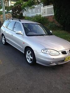 1999 Hyundai Lantra Wagon Coogee Eastern Suburbs Preview