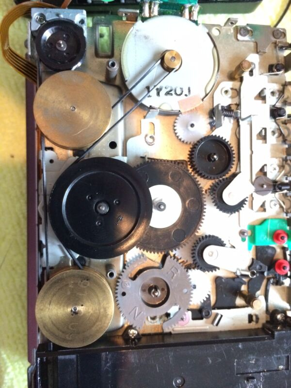 Cassette Walkman Pc Fix Repair Service Sony Aiwa Akai Panasonic Technics Etc.