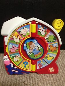 Fisher Price See & Say