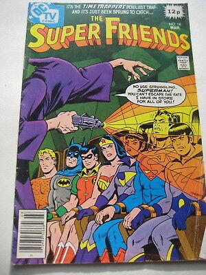 DC Comics - Batman Super Friends - 1979 - No 18 - Will combine postage!