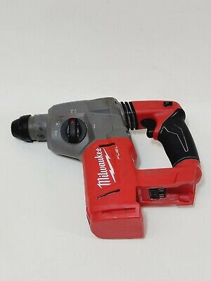 Milwaukee Fuel 18v Brushless Cordless Rotary Hammer 2712-20 Tool Only