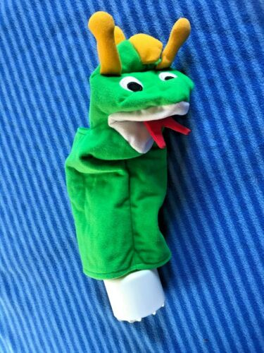 Baby Einstein Discover Play Exersaucer  Dragon Puppet Toy Replacement Part