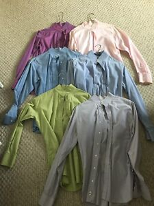 6 Show Shirts Essex Beacon hill and Marigold