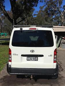 Toyota hiace diesel 2008 Macquarie Fields Campbelltown Area Preview