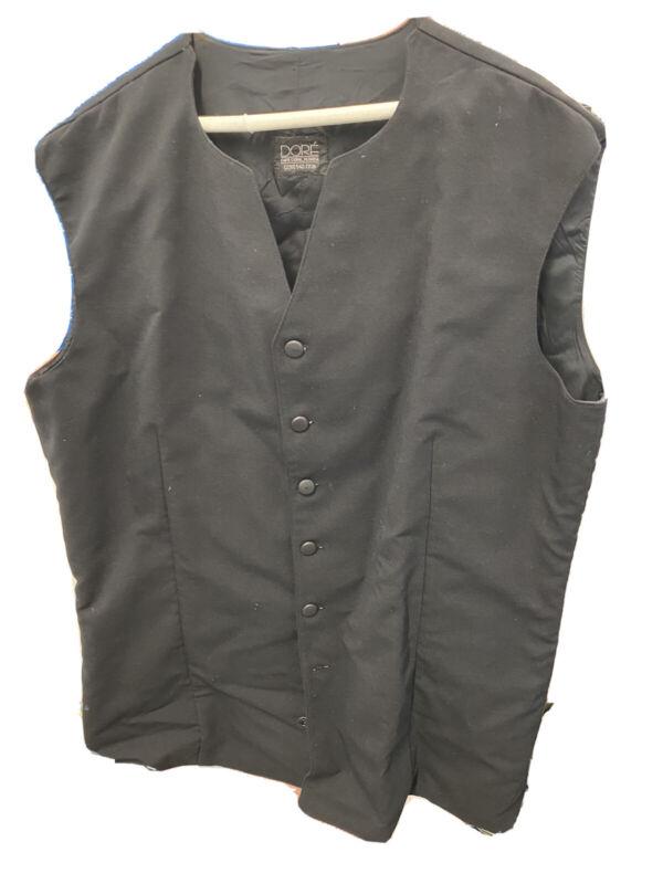 Dore Designs Mens American Smooth Ballroom Vest