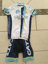 Cycling jersey & bib shorts Hope Island Gold Coast North Preview