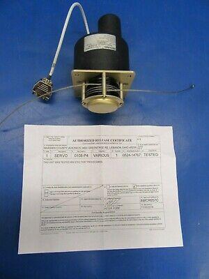 S-Tec Autopilot Roll Servo 0108-P4 28V w/ 8130 (0519-78) for sale  Middletown