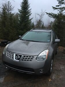 2009 Nissan Rouge AWD