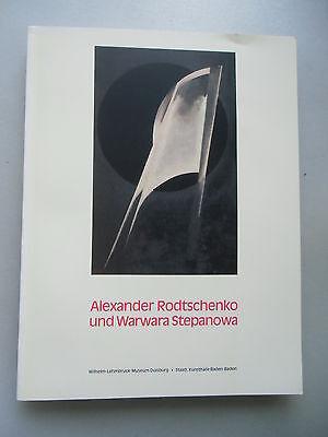 Alexander Rodtschenko und Warwara Stepanowa 1983