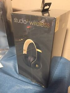 Beats By Dr Dre Headphones Brand New Sealed