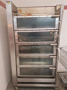 Radiant 2000 T6 Gas Chicken Rotisserie Endeavour Hills Casey Area Preview